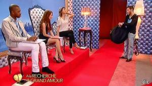Princesse Alexandra et Doriane dans à la Recherche du Grand Amour - 07/06/10 - 10