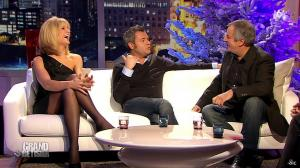 Sandrine Corman dans le Grand Betisier - 25/12/11 - 12