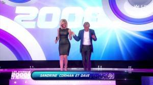 Sandrine Corman et Les Annees 2000 dans le Retour - 28/12/11 - 01