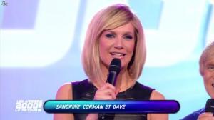 Sandrine Corman et Les Annees 2000 dans le Retour - 28/12/11 - 02