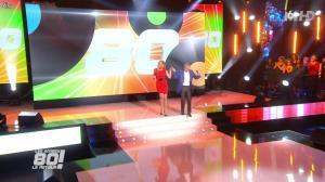 Sandrine Corman et Les Annees 80 dans le Retour - 11/01/12 - 01
