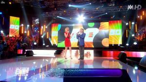Sandrine Corman et Les Annees 80 dans le Retour - 11/01/12 - 02