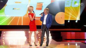 Sandrine Corman et Les Annees 80 dans le Retour - 11/01/12 - 04
