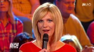 Sandrine Corman et Les Annees 80 dans le Retour - 11/01/12 - 05