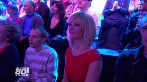 Sandrine Corman et Les Annees 80 dans le Retour - 11/01/12 - 07