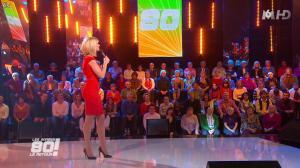 Sandrine Corman et Les Annees 80 dans le Retour - 11/01/12 - 08
