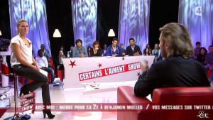 Stéphanie Renouvin dans Certains l'Aiment Show - 10/12/10 - 05