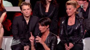 Alessandra Sublet dans Hier Encore - 02/03/13 - 160