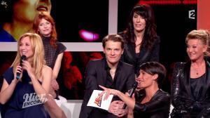 Alessandra Sublet et La Grande Sophie dans Hier Encore - 02/03/13 - 083