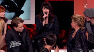 Alessandra Sublet et La Grande Sophie dans Hier Encore - 02/03/13 - 302