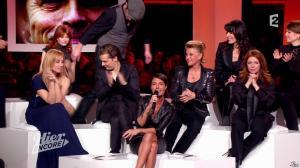 Alessandra Sublet et La Grande Sophie dans Hier Encore - 02/03/13 - 339