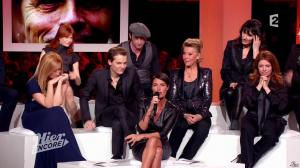 Alessandra Sublet et La Grande Sophie dans Hier Encore - 02/03/13 - 340