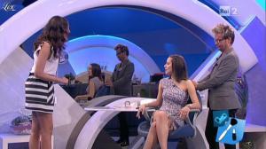 Caterina Balivo dans Detto Fatto - 15/05/13 - 10