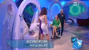 Caterina Balivo dans Detto Fatto - 16/05/13 - 04