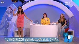Caterina Balivo dans Detto Fatto - 24/05/13 - 12