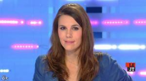 Emilie Besse dans la Nouvelle Edition - 20/03/13 - 08