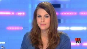 Emilie Besse dans la Nouvelle Edition - 20/03/13 - 09
