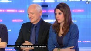 Emilie Besse dans la Nouvelle Edition - 20/03/13 - 17