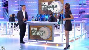Emilie Besse dans la Nouvelle Edition - 29/04/13 - 02