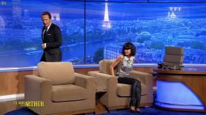 Jenifer Bartoli dans Ce Soir Avec Arthur - 24/05/13 - 06