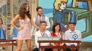 Laura Barriales dans Mezzogiorno in Famiglia - 12/05/13 - 12