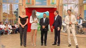 Laura Barriales dans Mezzogiorno in Famiglia - 19/05/13 - 17