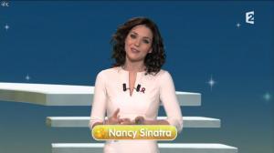 Nancy Sinatra lors du Tirage du Loto - 06/04/13 - 02