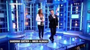 Sandrine Quétier dans 50 Minutes Inside - 11/05/13 - 02
