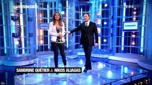 Sandrine Quétier dans 50 Minutes Inside - 11/05/13 - 03