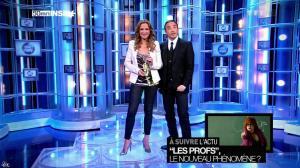 Sandrine Quétier dans 50 Minutes Inside - 11/05/13 - 07