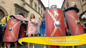 Silvia Squizzato et Laura Squizzato dans Mezzogiorno in Famiglia - 19/05/13 - 03