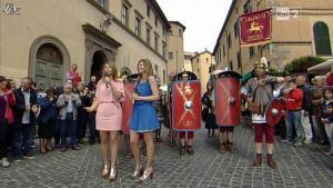 Silvia Squizzato et Laura Squizzato dans Mezzogiorno in Famiglia - 19/05/13 - 06