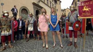 Silvia Squizzato et Laura Squizzato dans Mezzogiorno in Famiglia - 19/05/13 - 07
