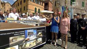 Silvia Squizzato et Laura Squizzato dans Mezzogiorno in Famiglia - 19/05/13 - 14
