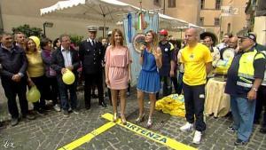 Silvia Squizzato et Laura Squizzato dans Mezzogiorno in Famiglia - 19/05/13 - 20