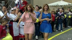Silvia Squizzato et Laura Squizzato dans Mezzogiorno in Famiglia - 19/05/13 - 21