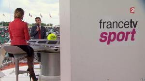 Tatiana Golovin dans Roland Garros - 26/05/13 - 02