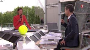 Tatiana Golovin dans Roland Garros - 26/05/13 - 05