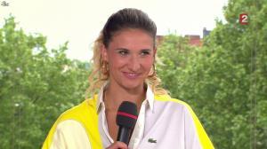 Tatiana Golovin dans Roland Garros - 27/05/13 - 03