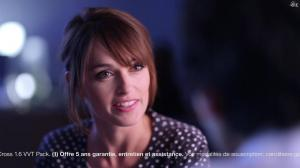 Amélie Remacle dans Une Publicité pour la Suzuki Swift - 08/05/14 - 04