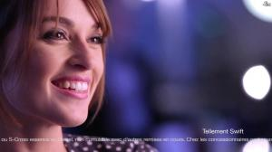 Amélie Remacle dans Une Publicité pour la Suzuki Swift - 08/05/14 - 06