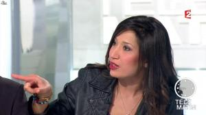 Anissa Arfaoui dans Télématin - 01/05/14 - 01