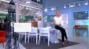 Anne-Sophie Lapix dans C à Vous - 08/05/14 - 01