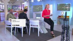 Anne-Sophie Lapix dans C à Vous - 11/04/14 - 01