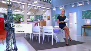 Anne-Sophie Lapix dans C à Vous - 14/05/14 - 02