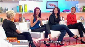 Delphine Wespiser dans Toute une Histoire - 30/04/14 - 07