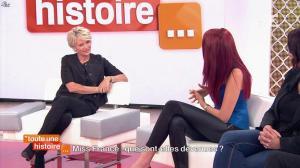 Delphine Wespiser dans Toute une Histoire - 30/04/14 - 08