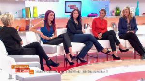 Delphine Wespiser dans Toute une Histoire - 30/04/14 - 14