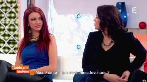 Delphine Wespiser dans Toute une Histoire - 30/04/14 - 15