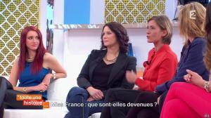 Delphine Wespiser dans Toute une Histoire - 30/04/14 - 25